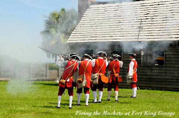 A Colonial Christmas @ the Fort King George @ Fort King George Historic Site | Darien | Georgia | United States