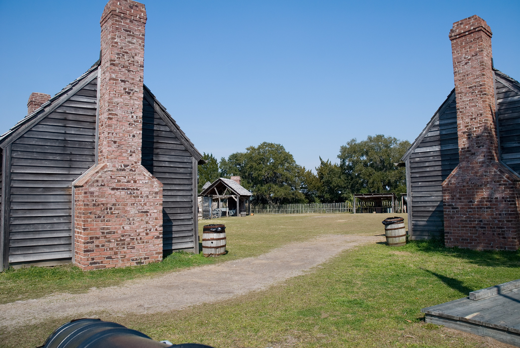 Labor Day @ the Fort King George Historic Site @ Fort King George | Darien | Georgia | United States