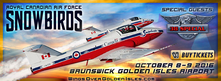 Wings Over Golden Isles @ Brunswick-Golden Isles Airport | Brunswick | Georgia | United States
